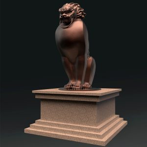 1I709069 Chinese Lion Dog Statue Supplier (8)