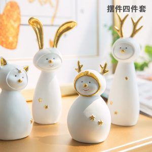 Ceramic Christmas Figurines Sale (1)