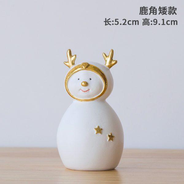 Ceramic Christmas Figurines Sale (10)