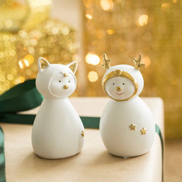 Ceramic Christmas Figurines Sale (3)