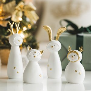 Ceramic Christmas Figurines Sale (4)