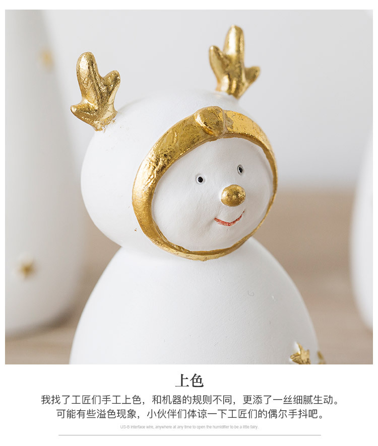 Ceramic Christmas Figurines Sale Detail (15)