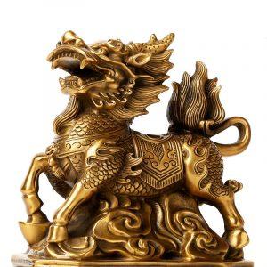 Chi LIn Statue Feng Shui (4)