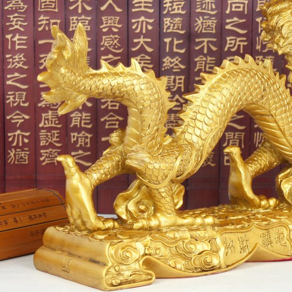 Chinese Dragon Statue For Sale (1)
