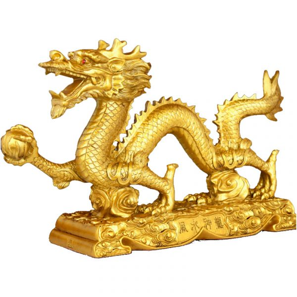 Chinese Dragon Statue For Sale (3)