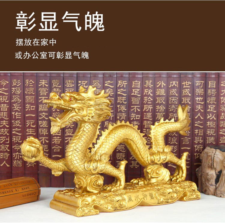 Chinese Dragon Statue For Sale (5)