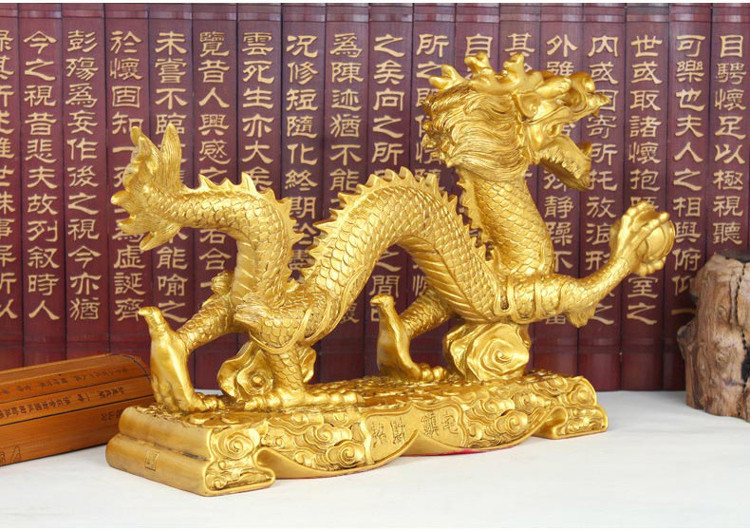 Chinese Dragon Statue For Sale (6)