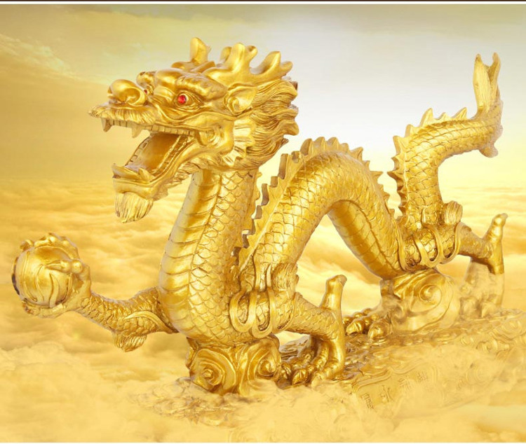 Chinese Dragon Statue For Sale (7)