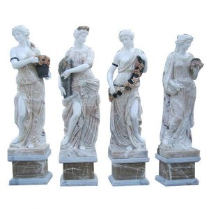 Four Seasons Marble Statues Maker