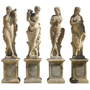 Four Seasons Sculpture Chicago Maker