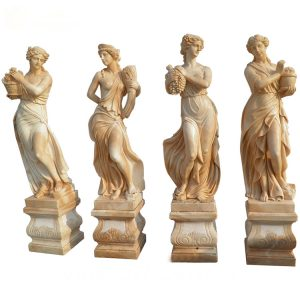 Four Seasons Statues Garden China Supplier