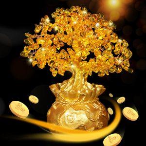 Money Tree Plant Feng Shui Sale (3)