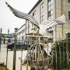 Hersteller von Stahladler-Skulpturen (5)