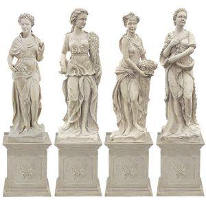 The Four Seasons Sculpture Manufacturer