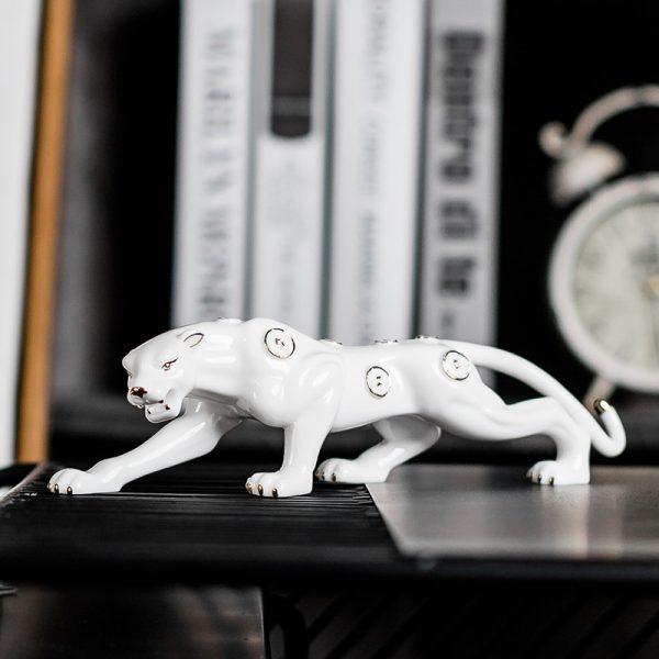 ceramic leopard statue online sale (1)