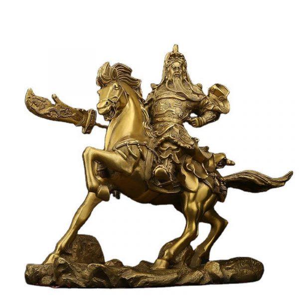 guan gong figurine online sale (5)