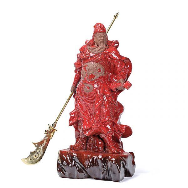 guan gong statue feng shui (1)
