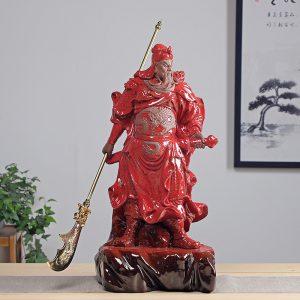 guan gong statue feng shui (2)