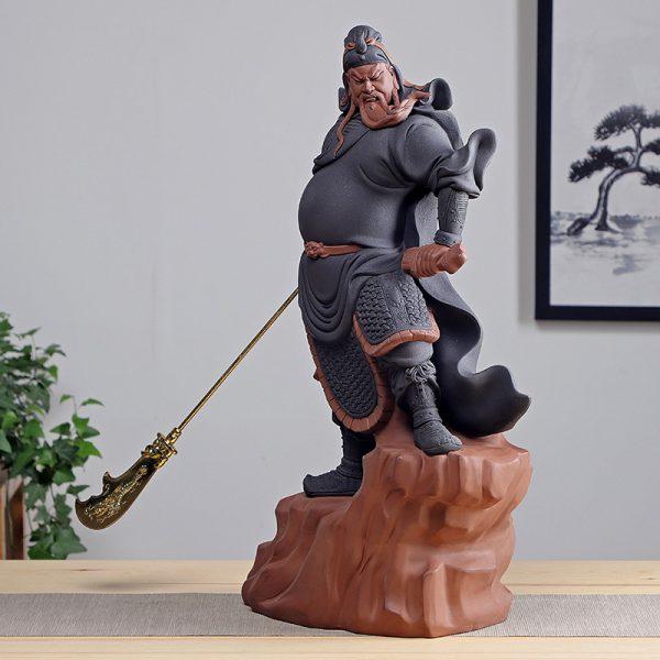 guan gong statue feng shui (5)