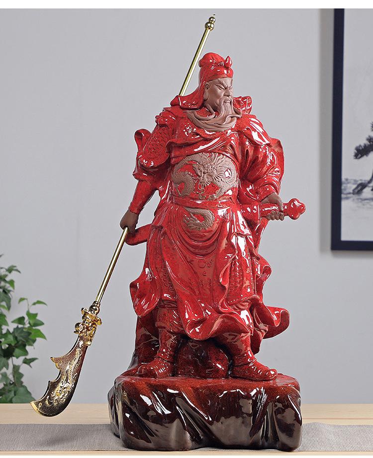 guan gong statue feng shui (8)