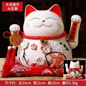 1IC02001 1083 Waving Cat Ornament Online Store