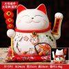 1IC02001 1086 Lucky Asian Waving Cat