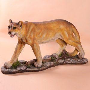 1J604002 Cougar Statue For Sale (1)