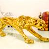 1J604006 Golden Leopard Statue Wholesale (1)