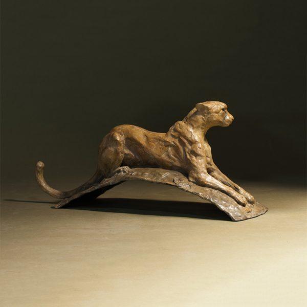 1J608002 Bronze Leopard Sculpture Manufacturer (2)