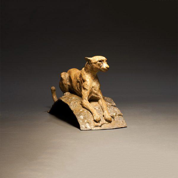 1J608002 Bronze Leopard Sculpture Manufacturer (3)