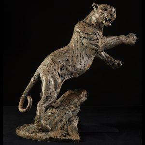 1J608010 Escultura De Leopardo Chine Fabricante (1)