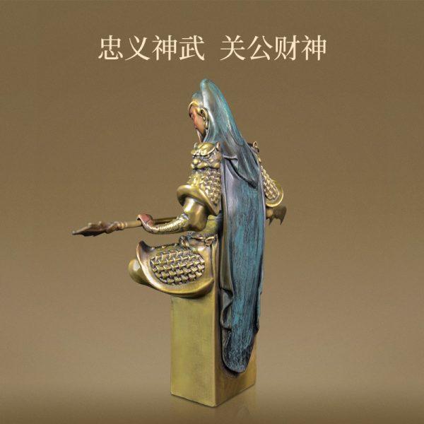 1J614001 kwan kong statue sale (2)