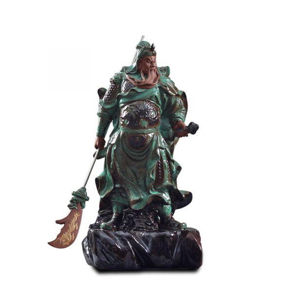 1J614003 guan gong statue singapore (1)