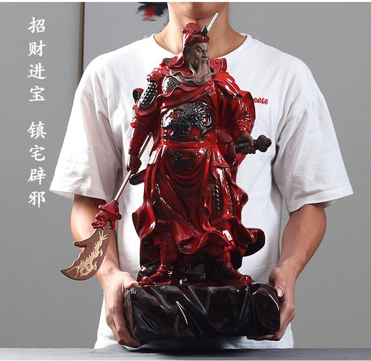 1J614003 guan gong statue singapore (11)