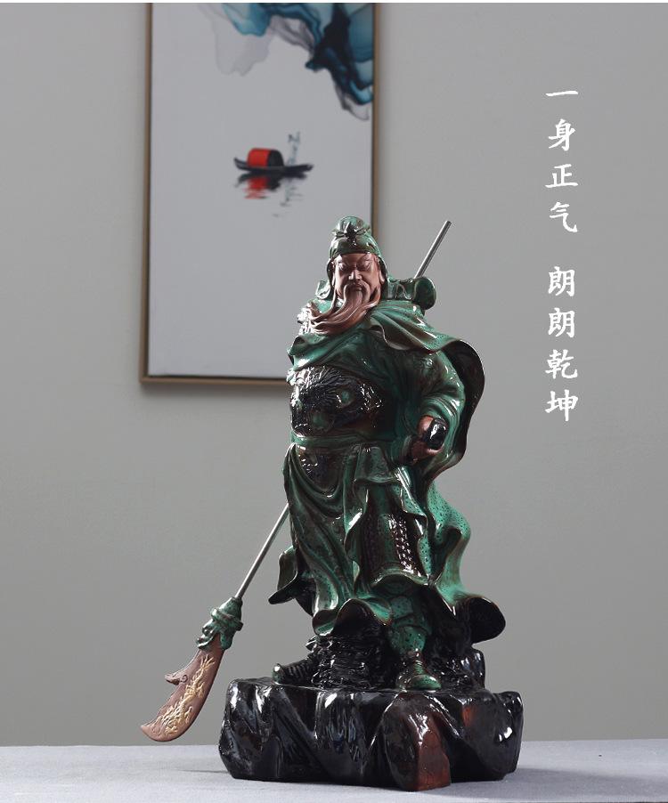 1J614003 guan gong statue singapore (12)