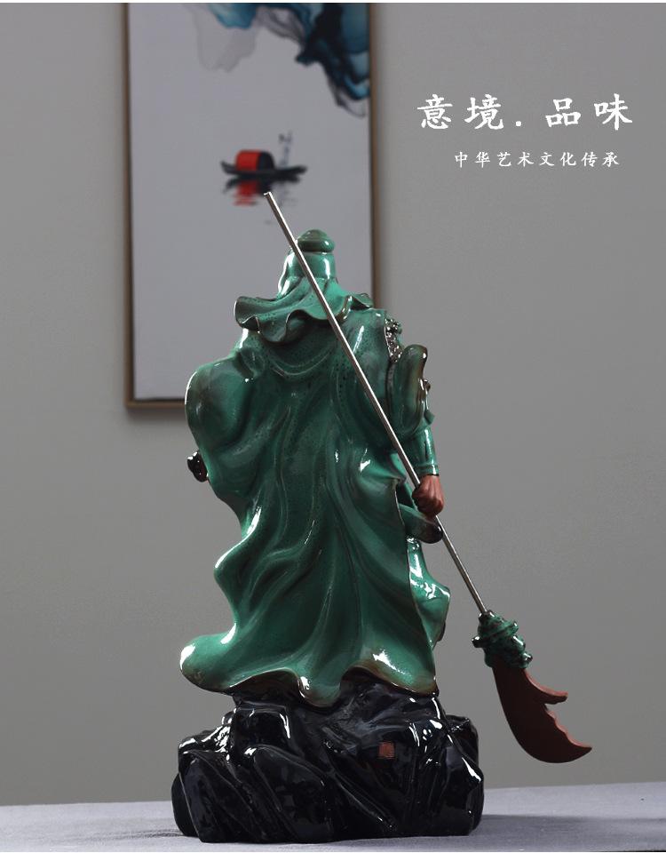 1J614003 guan gong statue singapore (13)