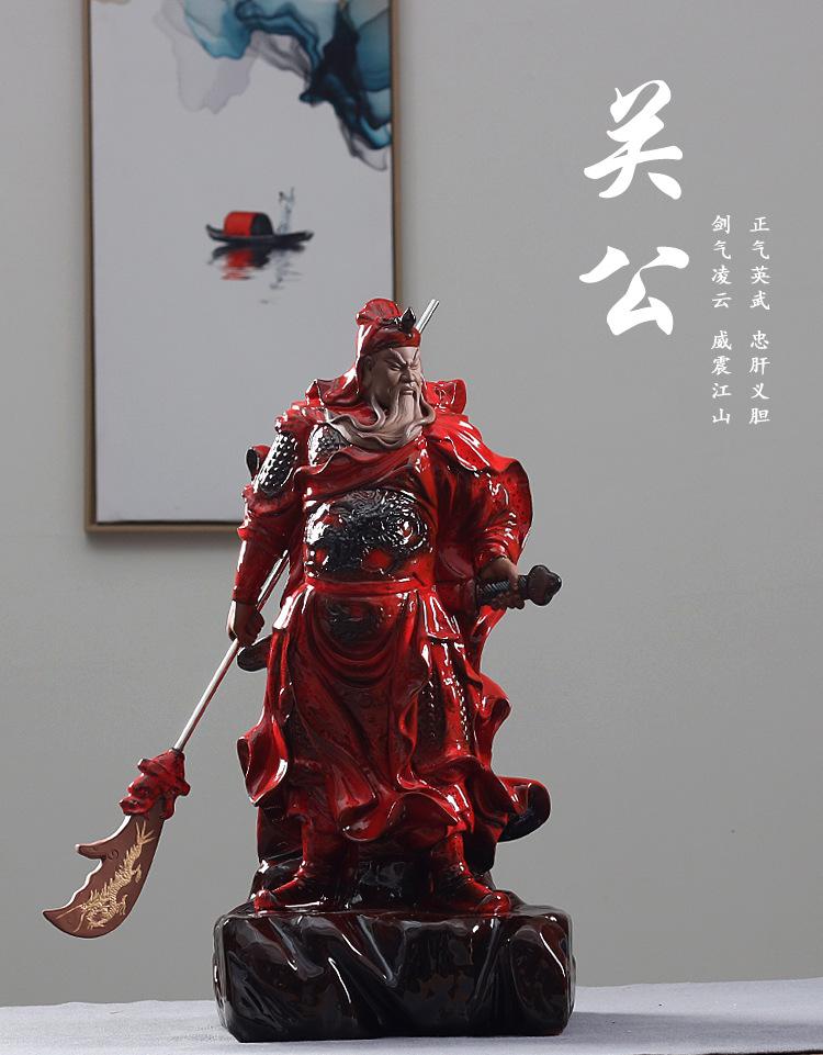 1J614003 guan gong statue singapore (6)