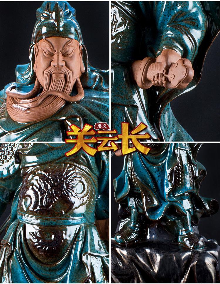 1J614005 Guan Di Statue Online Sale (11)