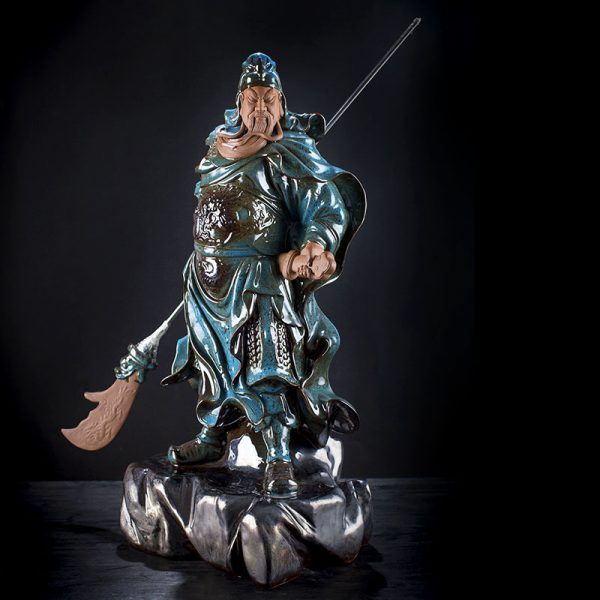 1J614005 Guan Di Statue Online Sale (2)