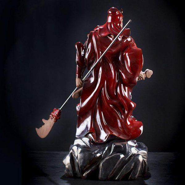 1J614005 Guan Di Statue Online Sale (3)