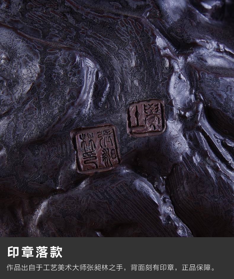 1J615001 Guan Yu Statue China (7)