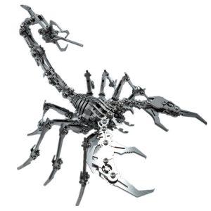 1J824002 3d metal puzzle scorpion (10)