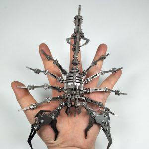 1J824002 3d metal puzzle scorpion (11)