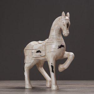1JA26016 plastic horse figurines cheap price (1)