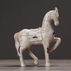 1JA26016 plastic horse figurines cheap price (2)