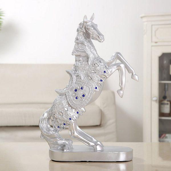 1JB03010 decorative horse figurines online sale (4)