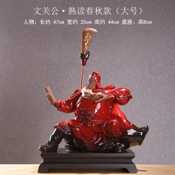 B-B guan yu statue buy