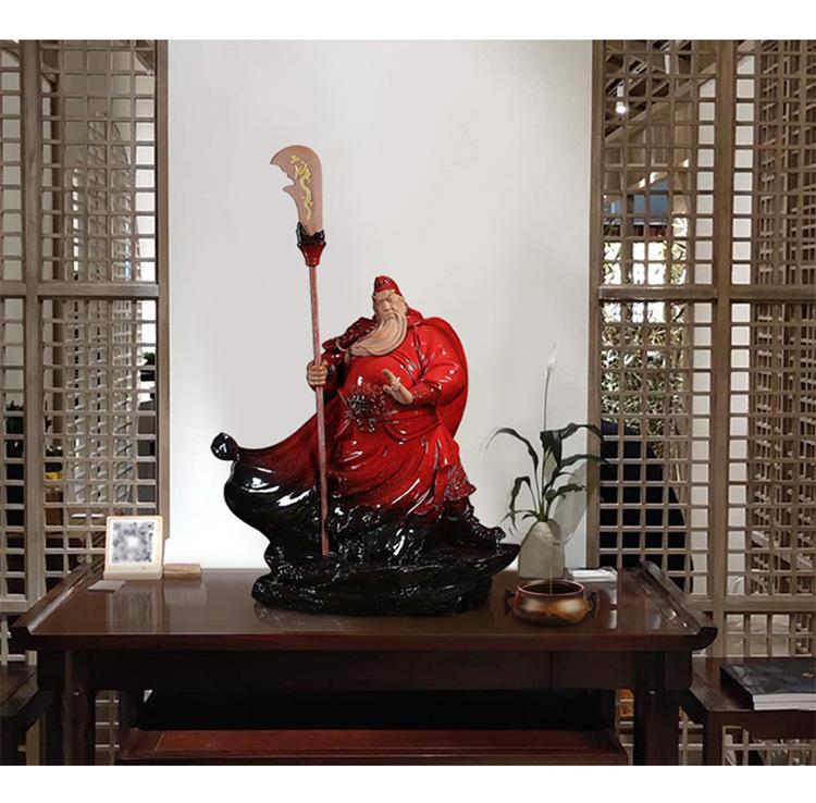 Guan Gong Statue Guan Yu Kwan Kong (11)
