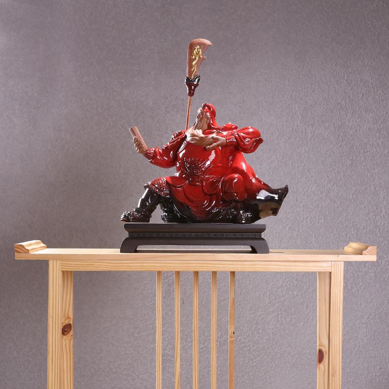Guan Gong Statue Guan Yu Kwan Kong (13)
