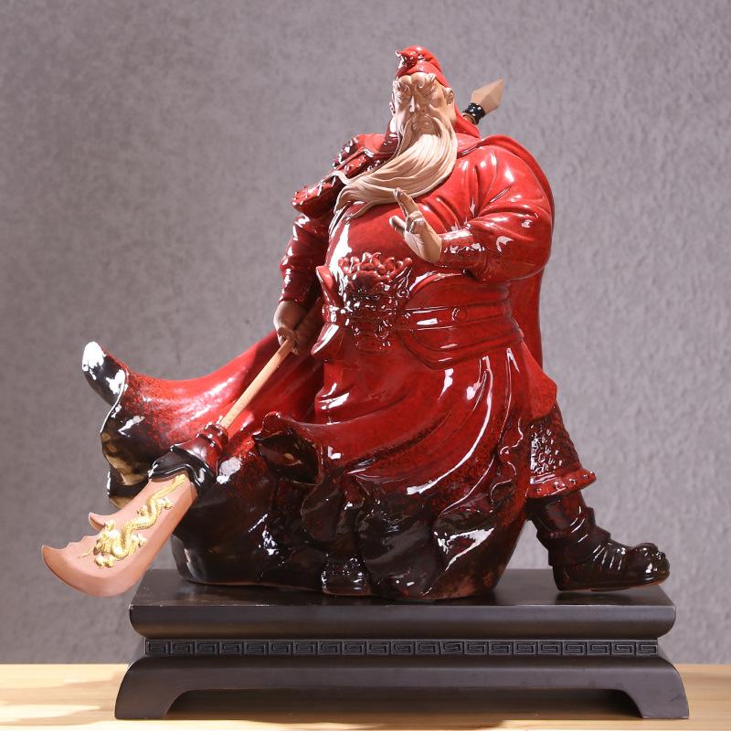 Guan Gong Statue Guan Yu Kwan Kong (14)